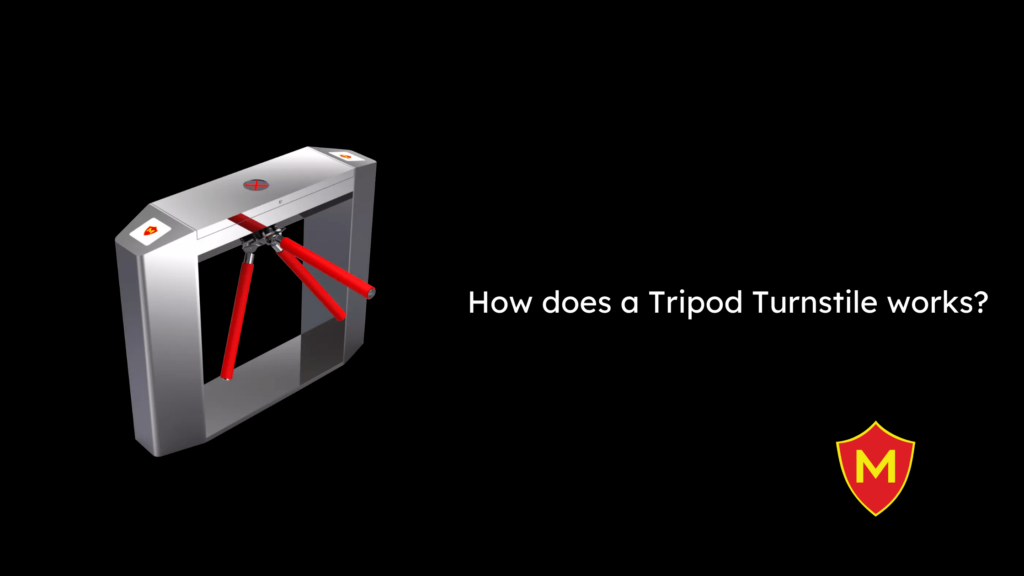 How Tripod Turnstile work?