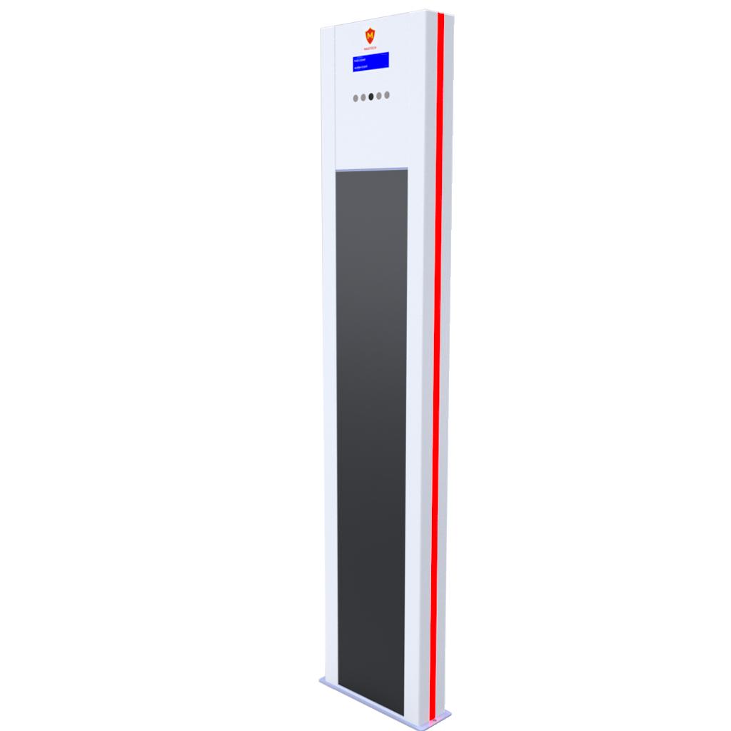Magtech Group - Single Pole Door Frame Metal Detector - DFMD in India