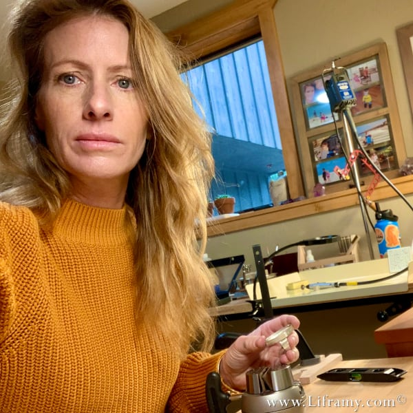 Laframy Jewlery Studio Amy Liframy Whitten Creating hand forged statement jewelry from earths exquisite treasures in a boho style just for you  - Liframy Jewelry Studio