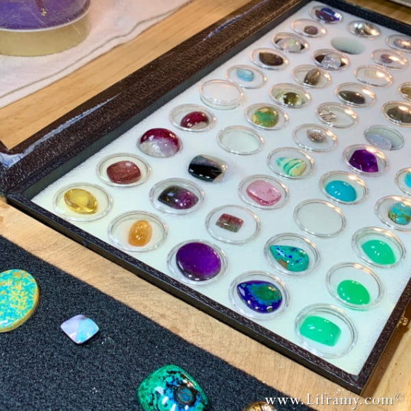 Laframy Jewlery Studio Amy Liframy Whitten Creating hand forged statement jewelry from earths exquisite treasures in a boho style just for you 8 - Gemstones - Statement Jewelry