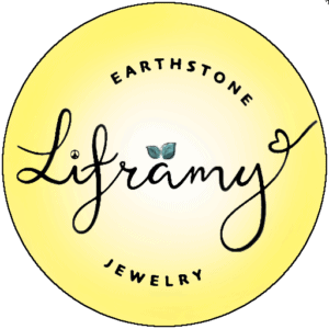 """Laframy Jewlery Studio Amy Liframy Whitten Creating hand forged Boho Style statement jewelry from earths exquisite treasures Logo New 1  300x300 - Laframy Jewelry Studio - Amy """"Liframy"""" Whitten - Creating hand forged Boho Style statement jewelry from earth's exquisite treasures Logo New 1"""