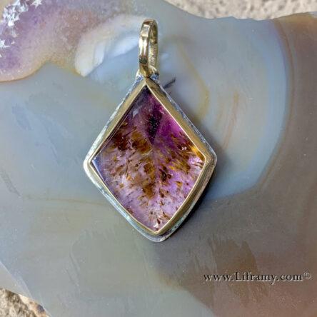 Shop Liframy – Super Seven Crystal Pendant