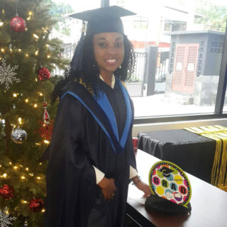 general-secretary-ms-kymelle-graduated-with-masters-degree