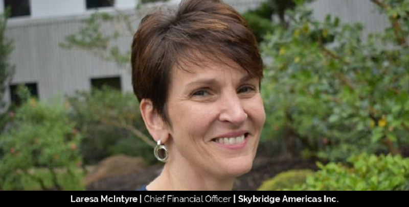 Laresa McIntyre: Bringing a change in the financial sector at Skybridge Americas Inc.
