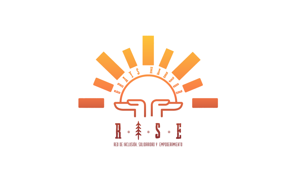 Gray's Harbor Rise Logo