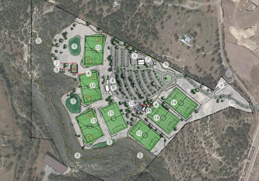 Bee Creek Sports Complex