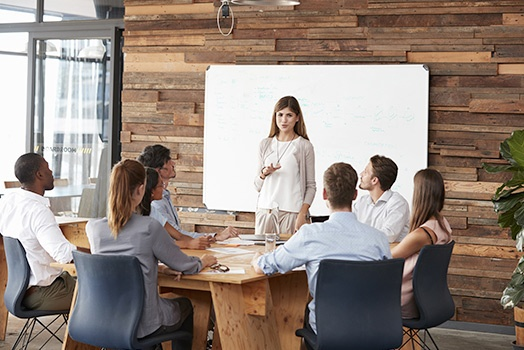 in-person classroom training