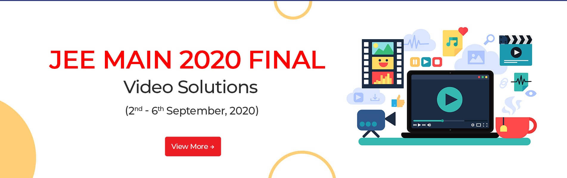 JEE Main 2020 Final Video Solutions