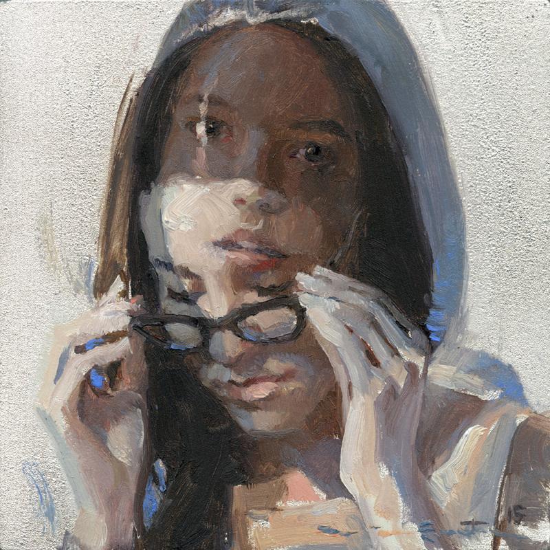 """Vera Study"" by Jane Radstrom"
