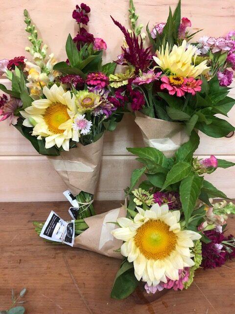 Locally Grown Flowers Hardwick MA