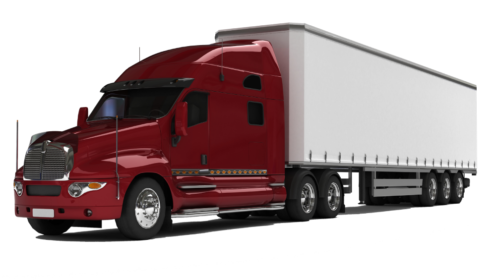 Red Truck Image no background