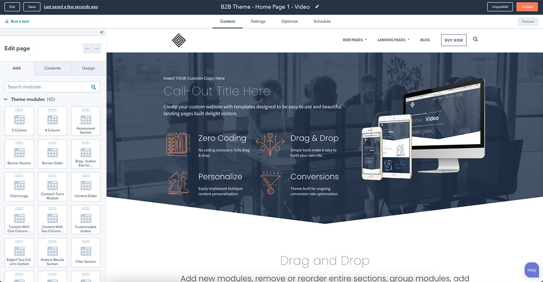 hubspot web designers