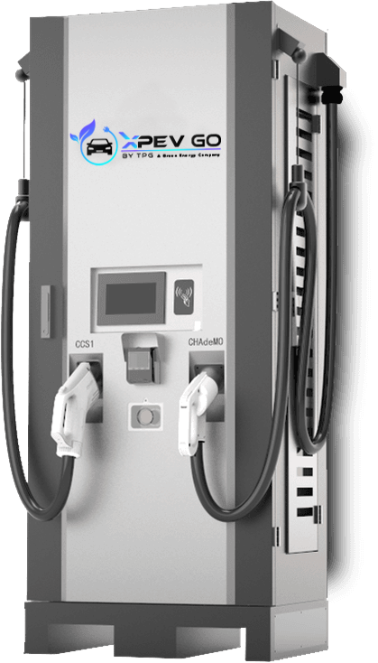 (Global) DC FAST CHARGER 60 kW Series