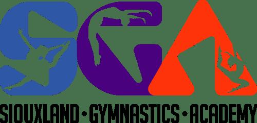 Siouxland Gymnastics Academy Logo