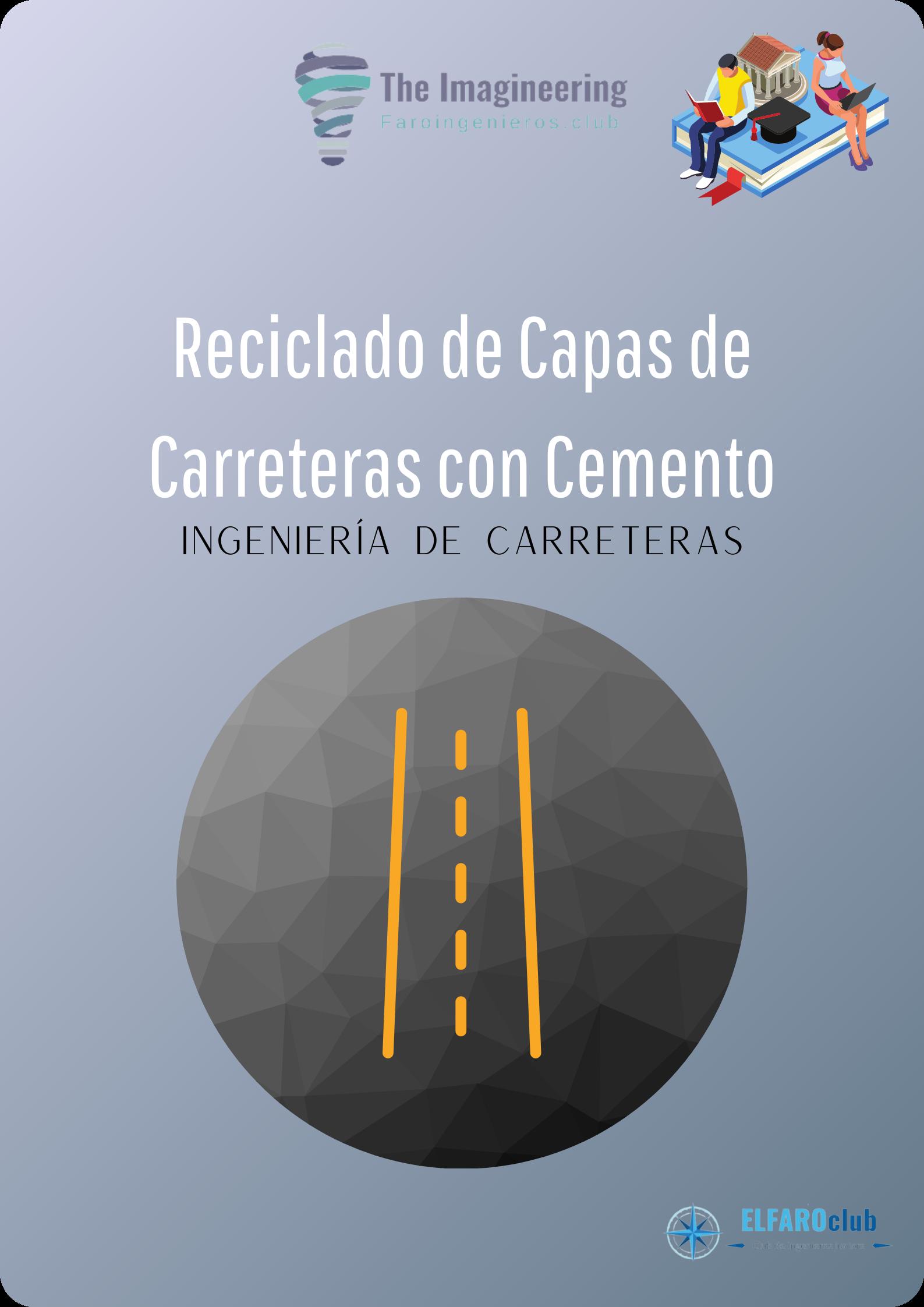 reciclado de capas de carreteras