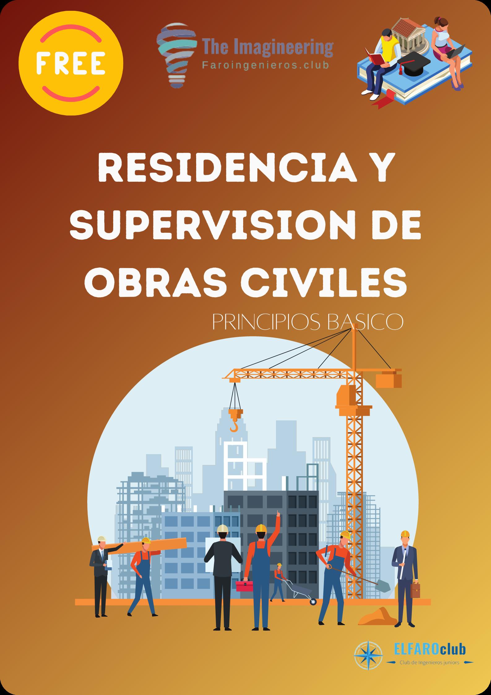 residencia y supervision