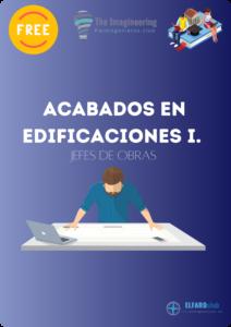 Acabados en Edificaciones I (PORTADA)