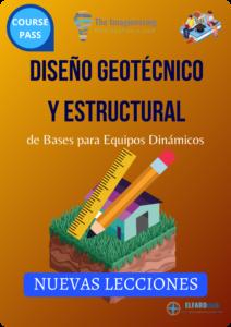 iDiseño Geotécnico y Estructural de Bases para Equipos Dinámicos actualizado