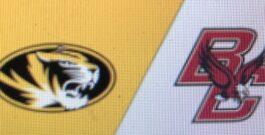 Boston College preview: Missouri (2-1) vs. Boston College (3-0)