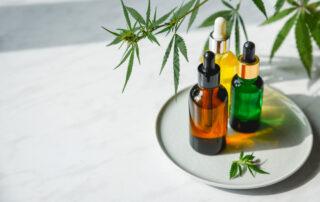 tincture bottles