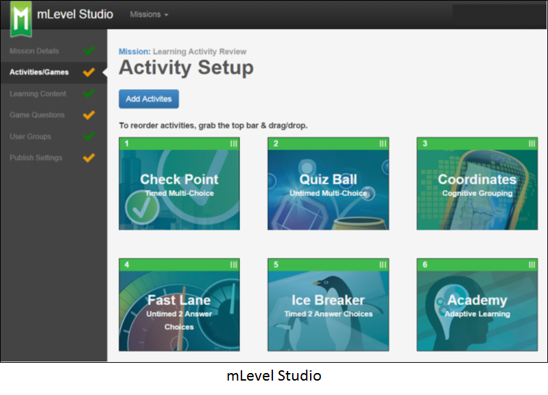 mLevel Studio