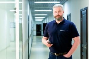 Yury Uskov founder of iSpring.