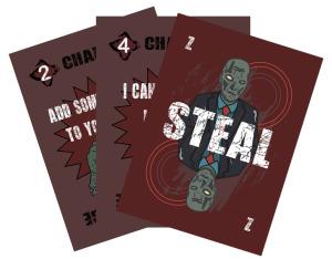 Zombie Sales Apocalypse Cards