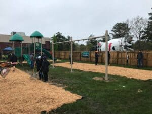 overall view west side play grounds