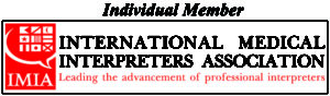 International Medical Interpreters Association