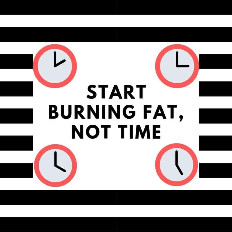 burning fat at WPF