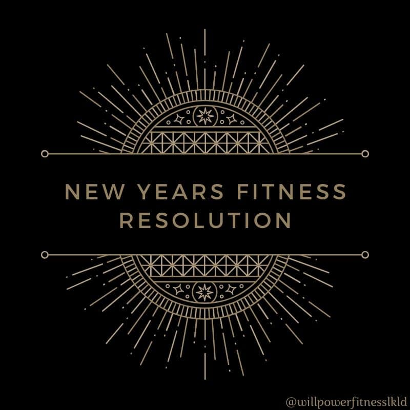 fitness resolution