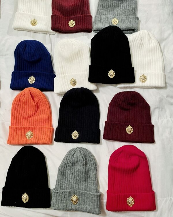 GarrCee Collection Royalty Beanies