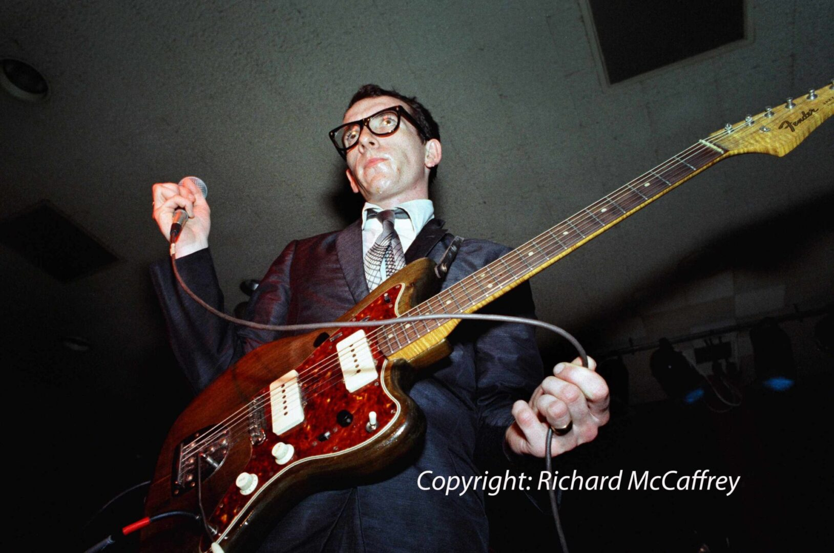 Elvis Costello-Old Waldorf, SF, CA 1978s