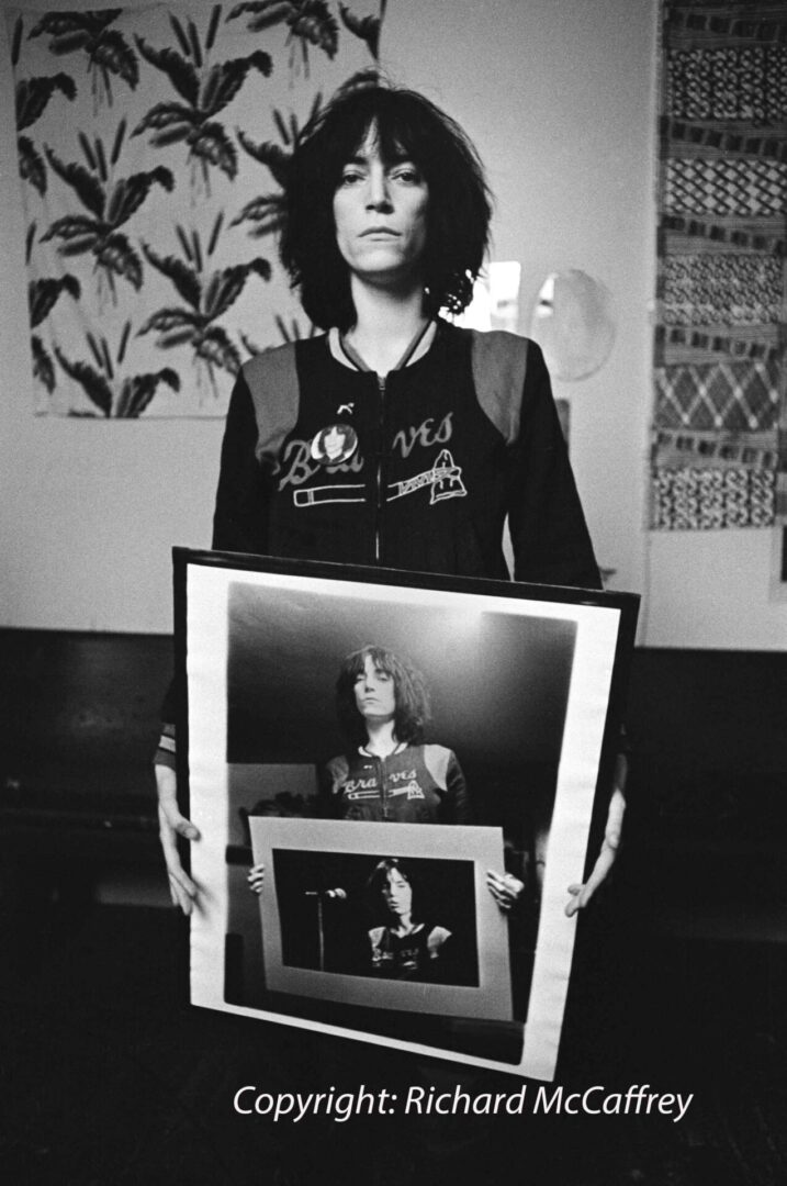 Patti Smith-Longbranch, Berkeley CA 1975