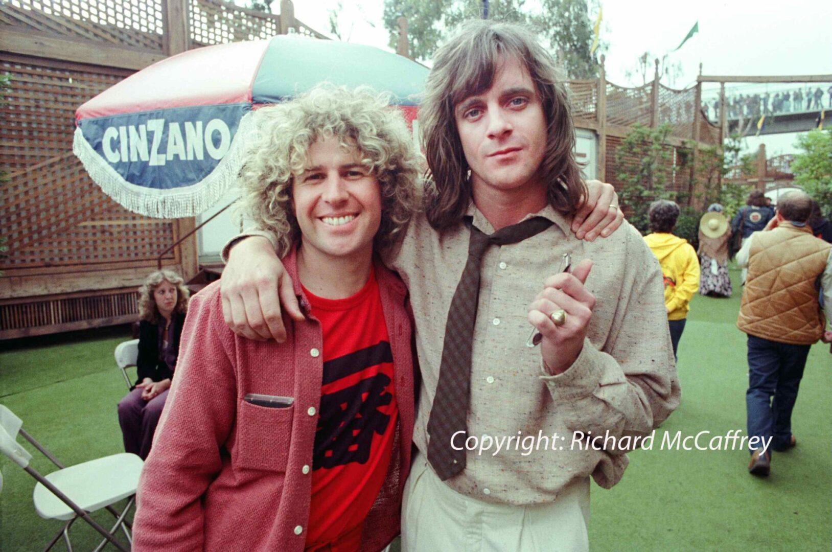 Sammy Hagar, Eddie Money; Oakland Coliseum; Oakland CA; 1979