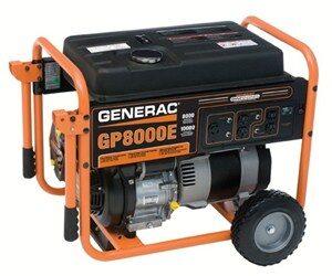 Portable Generac Power