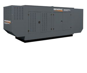Gaseous Standby Generator