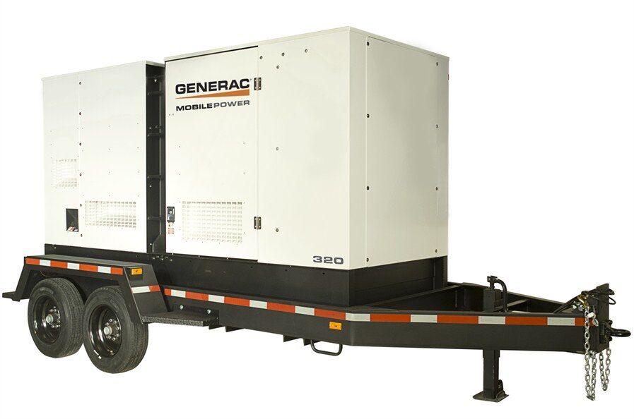 backup generator rentals