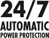 24/7 emergency backup power