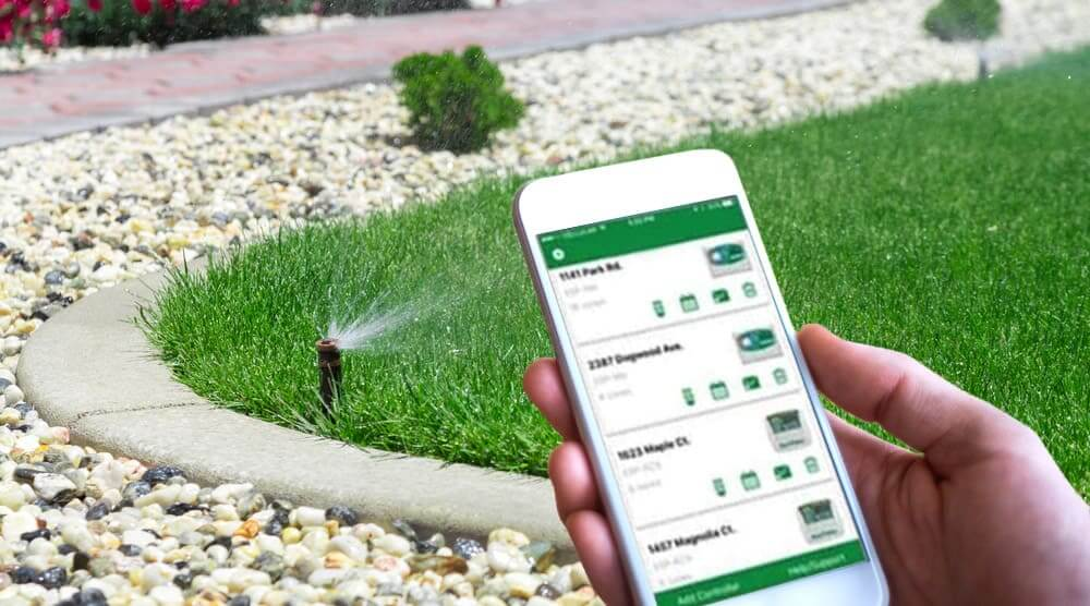 Smart Controllers for Irrigation