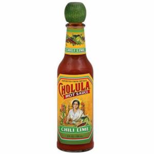 Hot Sauce Cholula Lime