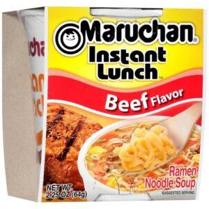 Maruchan Beef Mercado Wholesale