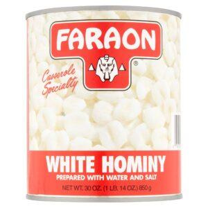 Faraon Hominy 30 Oz