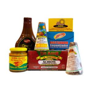 Seasoning & Sweeteners