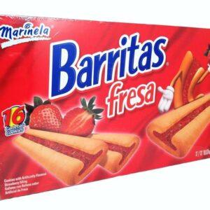 Barritas Fresa