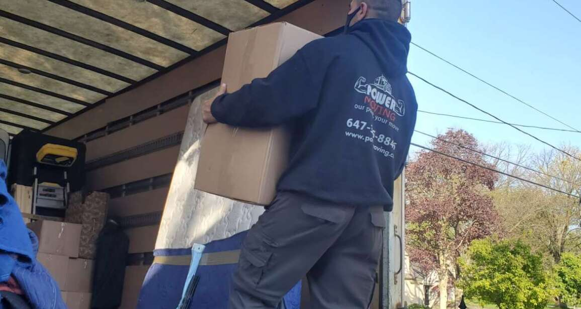 What will be your priority when hiring a moving company?
