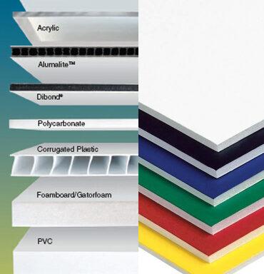 Materials & Substrates