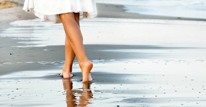 Find Out Why You Must Walk Barefoot