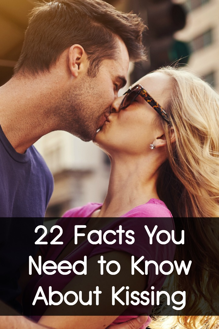 22 Facts You Need to Know About Kissing ~
