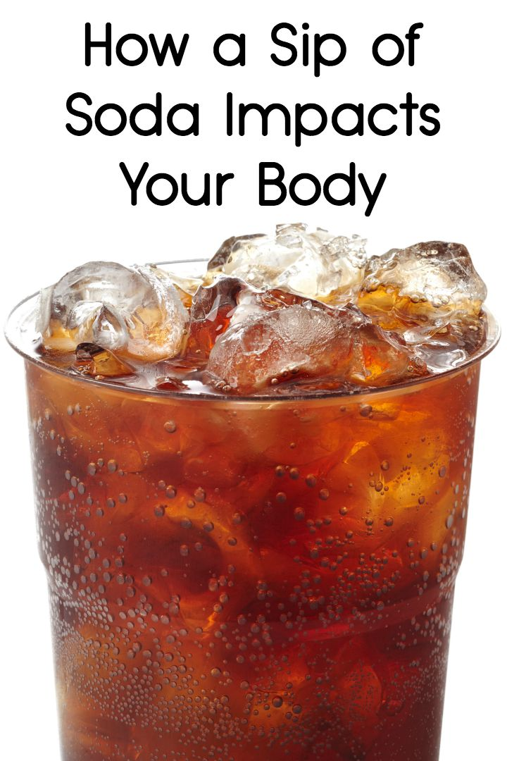 How a Sip of Soda Impacts Your Body ~ https://facthacker.com/how-soda-impacts-your-body/